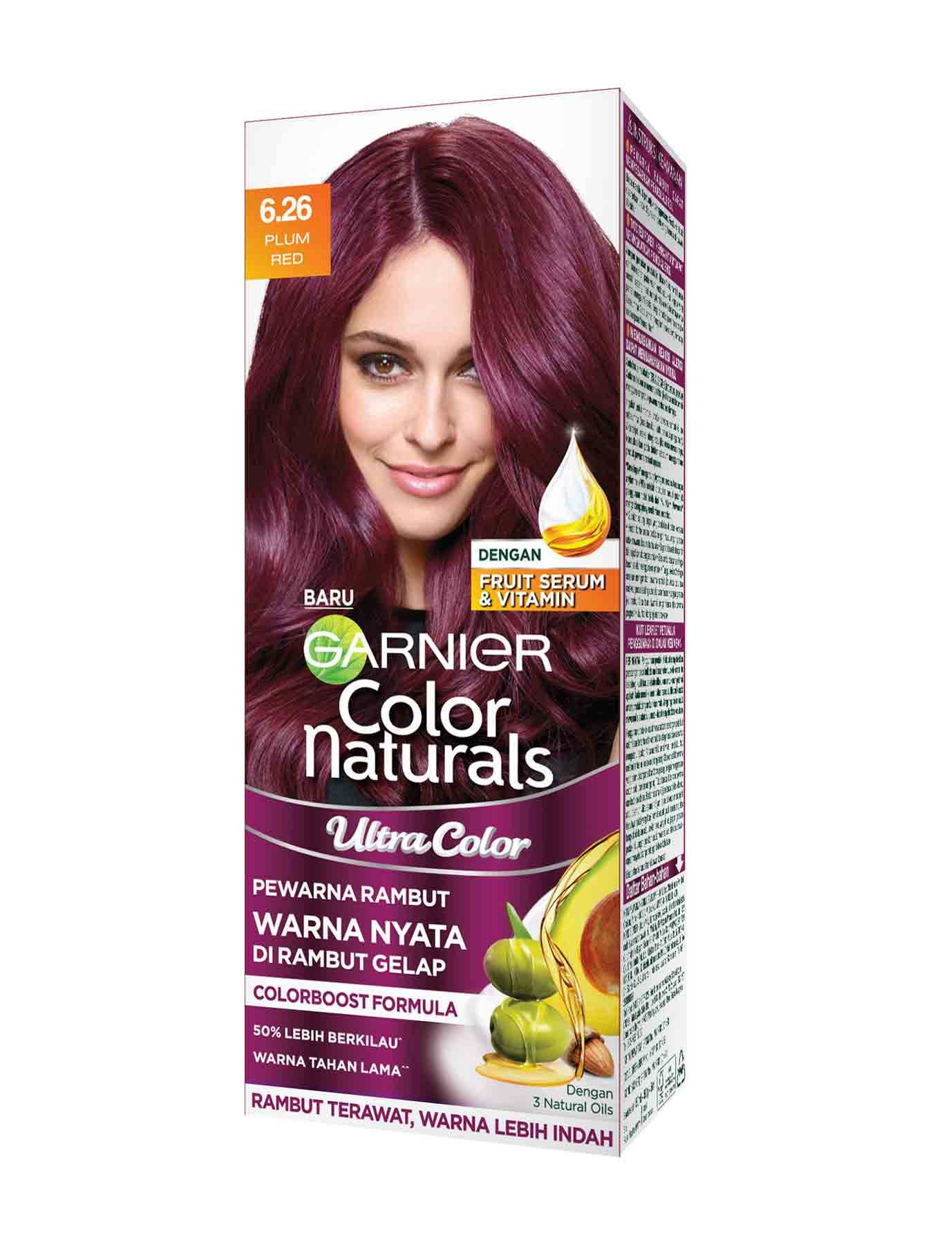 color naturals ultra color 626 plum red 8901526539369_t1